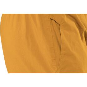 E9 Pentagon Shorts Men mustard